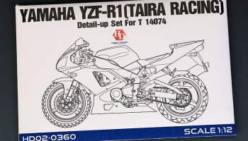 Yamaha YZF-R1 Detail Up Set - Hobby Design