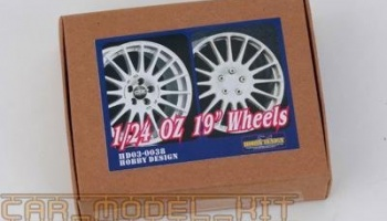 "OZ 19"" Wheels ( E-1) - Hobby Design"