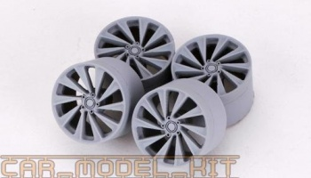 19' Wheels RAYS TIMONE (F-1) - Hobby Design