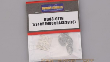 BREMBO BRAKE SET (3) - Hobby Design