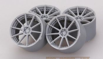 20'ADV 10M.V2 Wheels - Hobby Design