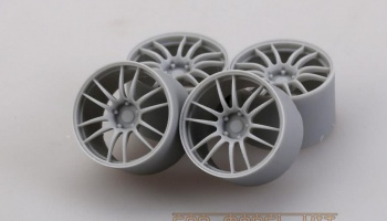 18' Enkei GTC01 Wheels - Hobby Design