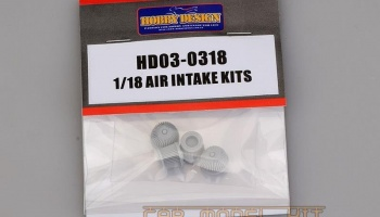 AIR INTAKE KITS 1/18 - Hobby Design