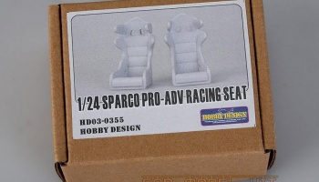 Sparco PRO-ADV Racing Seat - Hobby Design