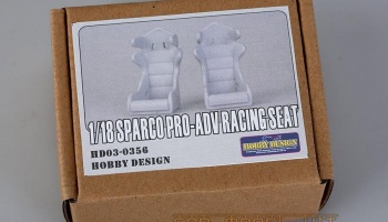 Sparco PRO-ADV Racing Seat 1/18 - Hobby Design