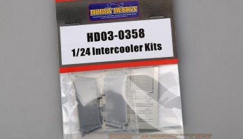 Intercooler Kits - Hobby Design