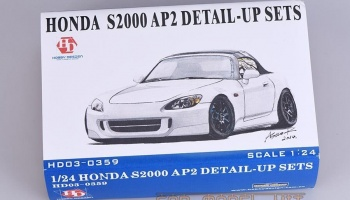 Honda S2000 AP2 Detail-up Sets - Hobby Design