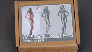 Show Girls - Hobby Design
