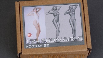 Show Girls 1/24 - Hobby Design