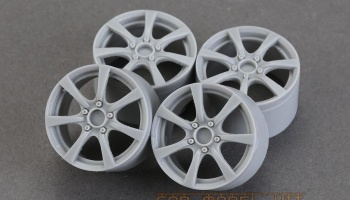 17' Honda FD2 Wheels - Hobby Design
