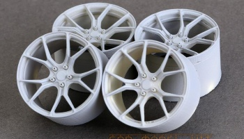 18' Vorsteiner FF-103 Wheels - Hobby Design