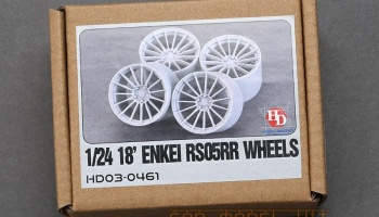 18' Enkei Rs05rr Wheels - Hobby Design