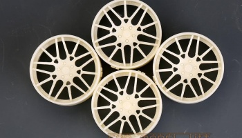 20' Forgiato Wheels For LB Huracan HD03-0485 - Hobby Design