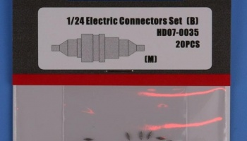 Electric Connectors Set (B) - Hobby Design