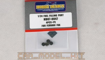 Fuel Filling Port For Ferrari Fxx - Hobby Design