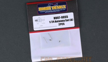 Antenna Set (A) - Hobby Design