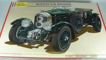 Bentley 4.5L Blower - Heller