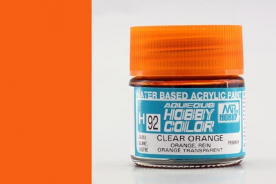 Hobby Color H 092 - Clear Orange - Gunze