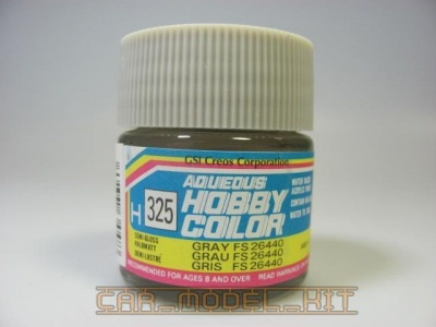 Hobby Color H 325 - FS26440 Gray - Šedá - Gunze
