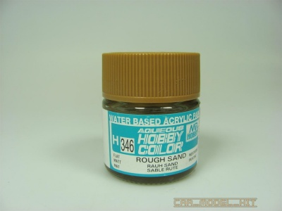 Hobby Color H 346 - Rough Sand - Hrubá písková - Gunze
