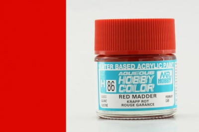 Hobby Color H086 Red Madder - Gunze