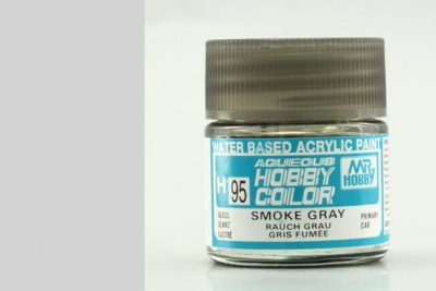 Hobby Color H095 Smoke Gray - Gunze
