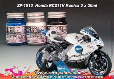 Honda RC211V Konica - Zero Paints