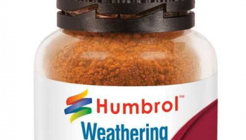 Humbrol Weathering Powder Rust AV0008 - pigment pro efekty 28ml