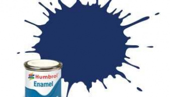 Humbrol barva email AA0165 - No 15 Midnight Blue - Gloss - 14ml