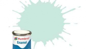 Humbrol barva email AA0254 - No 23 Duck Egg Blue - Matt - 14ml