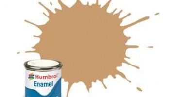 Humbrol barva email AA1047 - No 94 Brown Yellow - Matt - 14ml