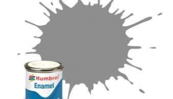 Humbrol barva email AA1393 - No 126 US Med Grey - Satin - 14ml