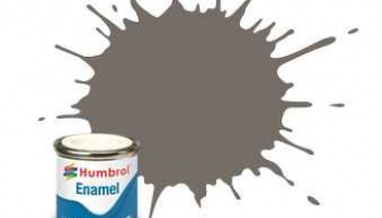 Humbrol barva email AA7224 - No 224 Dark Slate Grey - Matt - 14ml