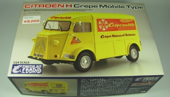 Citroen H Crepe Mobile Type - Ebbro