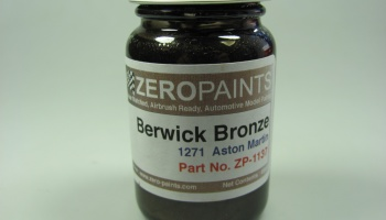 Aston Martin Berwick Bronze - Zero Paints
