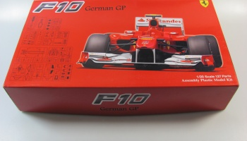 Ferrari F10 German GP - Fujimi