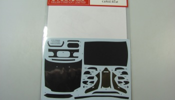 Honda Civic EG6 Dress Up Carbon Decal - Studio27