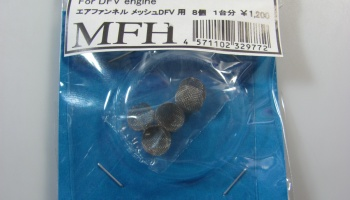 Funnel Mesh 1:12 - Model Factory Hiro