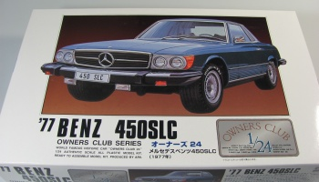 Mercedes Benz 450 SLC - Arii