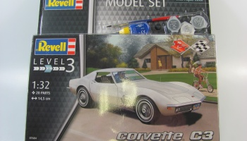 Corvette C3 Set - Revell