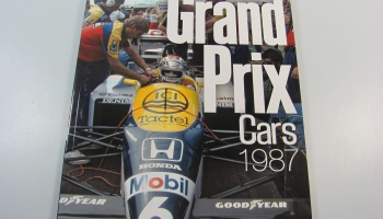 GP Cars 1987 - Model Factory Hiro