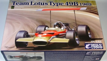 Lotus Type 49B - Ebbro