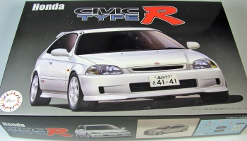 Honda Civic Type R Late Type - Fujimi