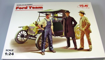 Ford T Team - ICM