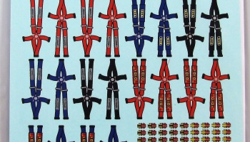 Safety Belts Part 2 - COLORADODECALS