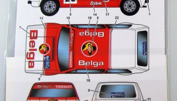 VW Golf GTi Belga - Studio27