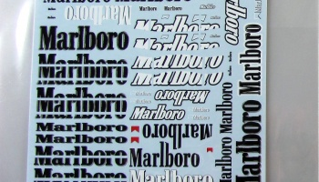 Marlboro Option Decals Assort 2000´ - Tabu Design