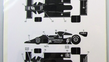 Lotus 78 Full Sponsor - Tabu Design
