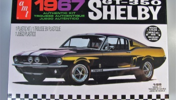 Shelby GT350 1967 - AMT