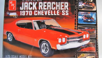 Chevrolet Chevelle SS - AMT